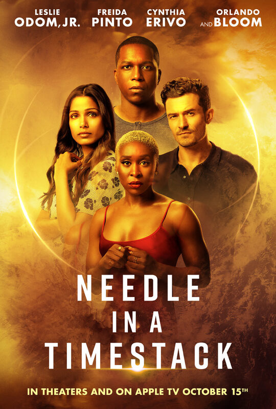 Needle in a Timestack Poster
