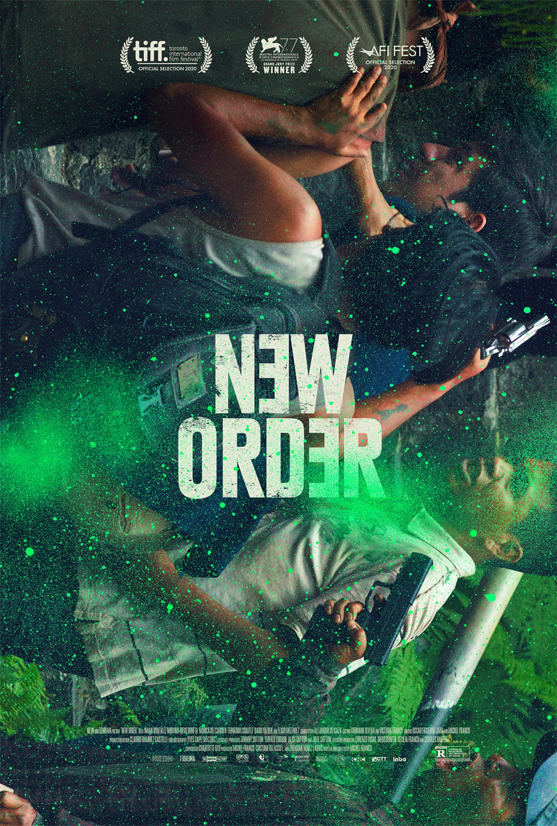 New Order Film