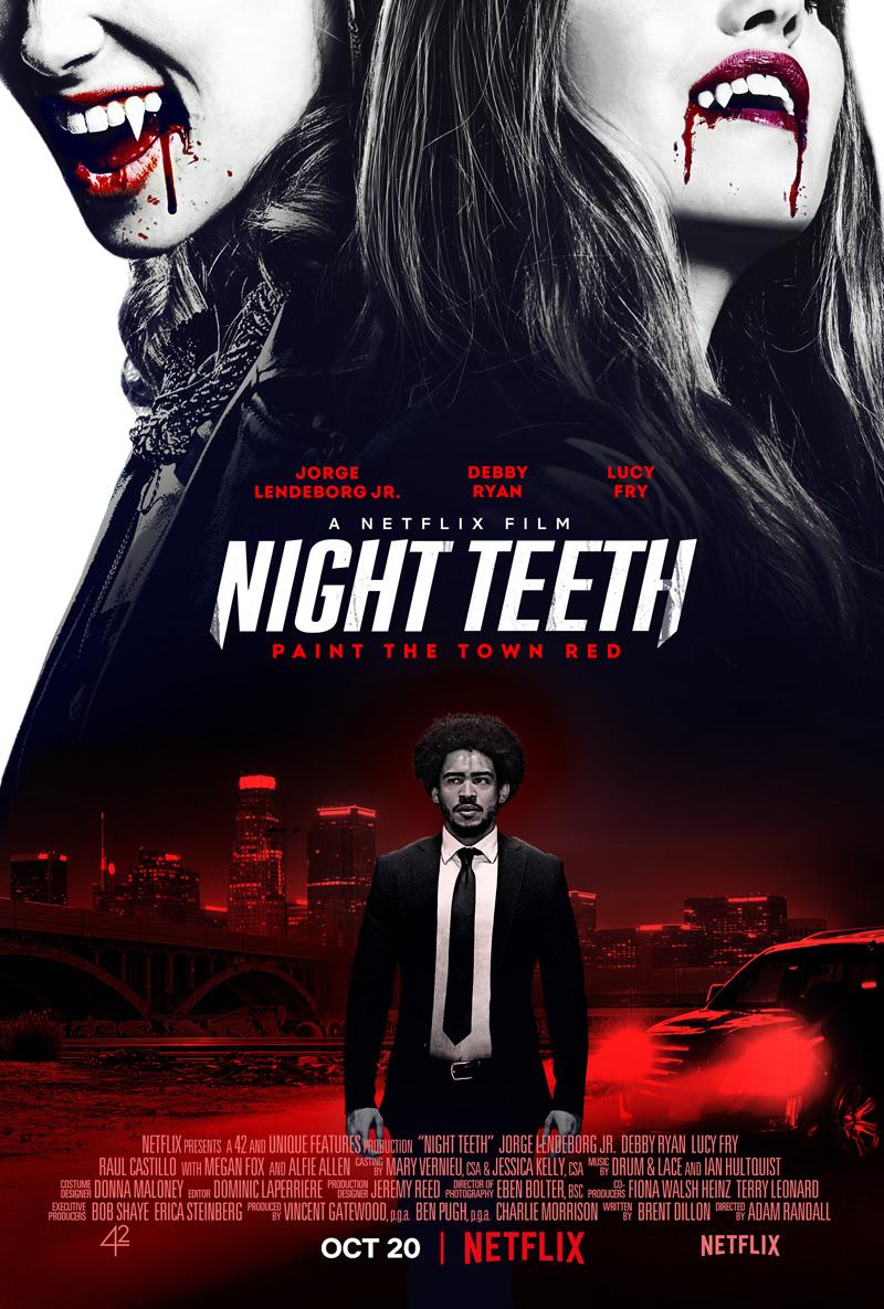 Night Teeth Trailer