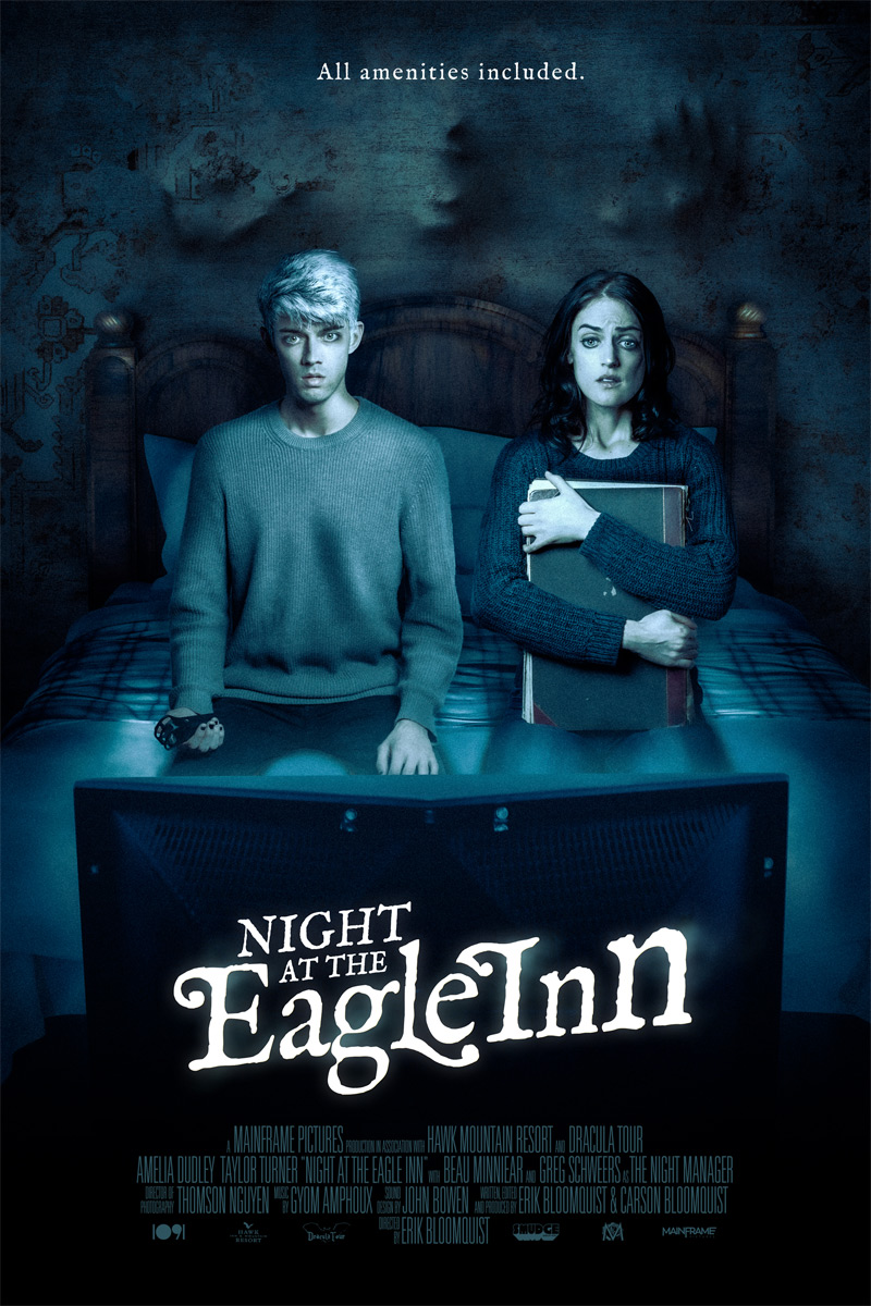 Night at the Eagle Inn Poster