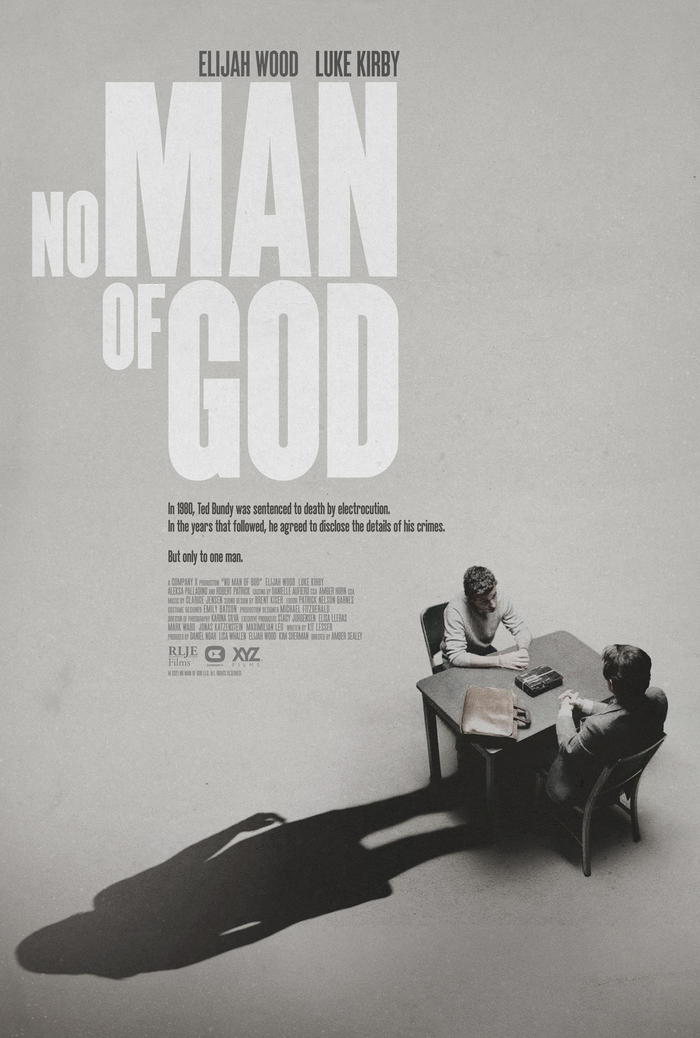 No Man of God Poster