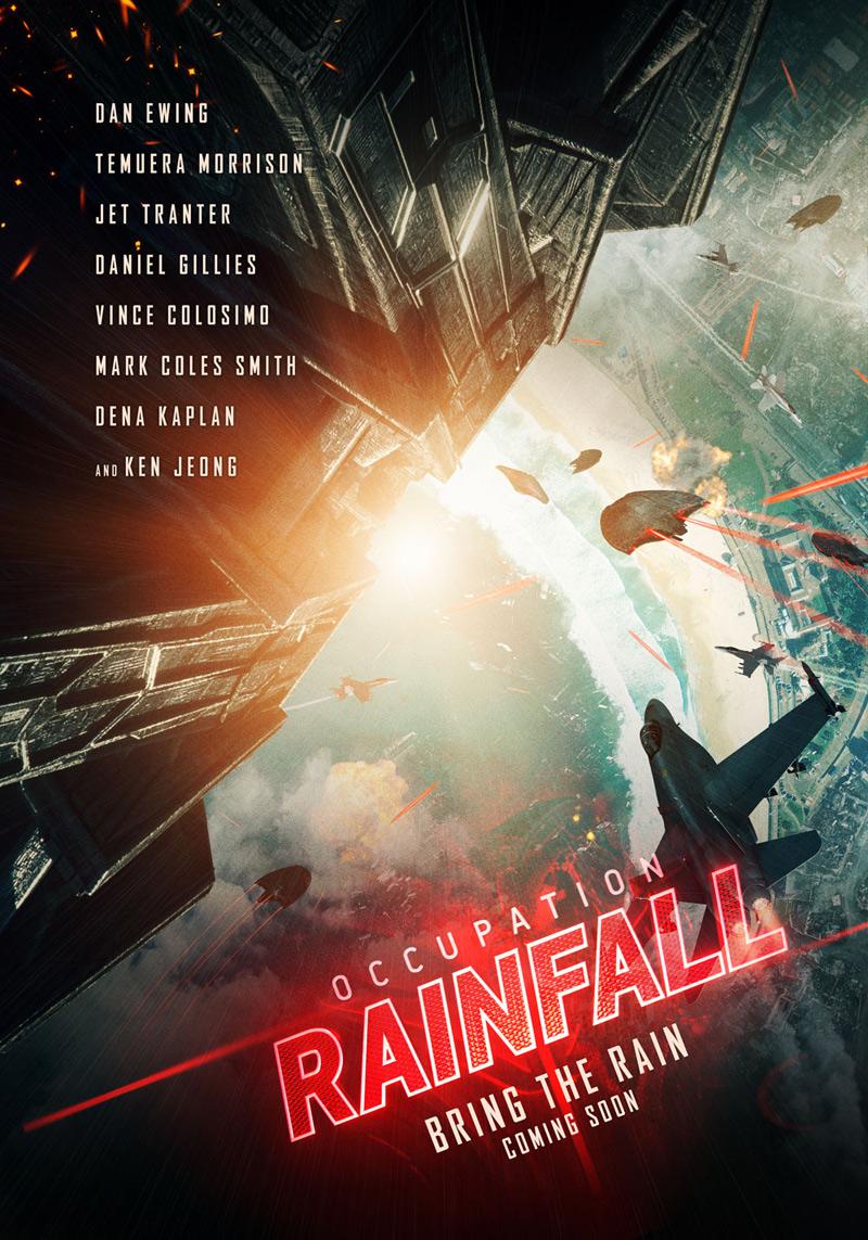 Occupy rain poster