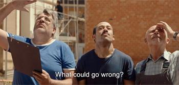 The Odd-Job Men Trailer