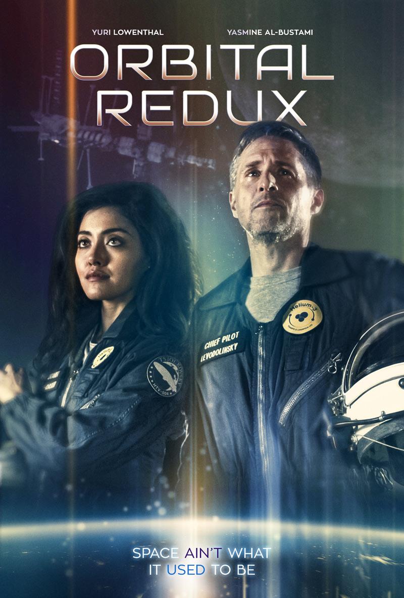 Orbital Redux Poster