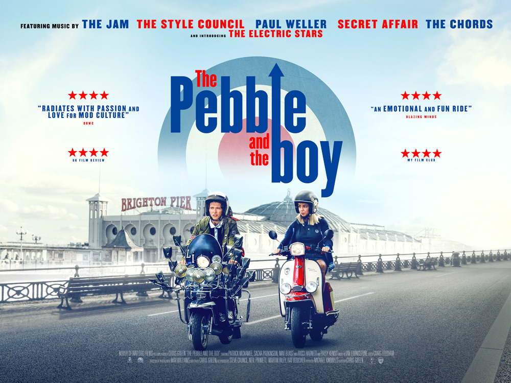 The Pebble and The Boy Poster