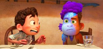 Pixar's Luca Teaser Trailer
