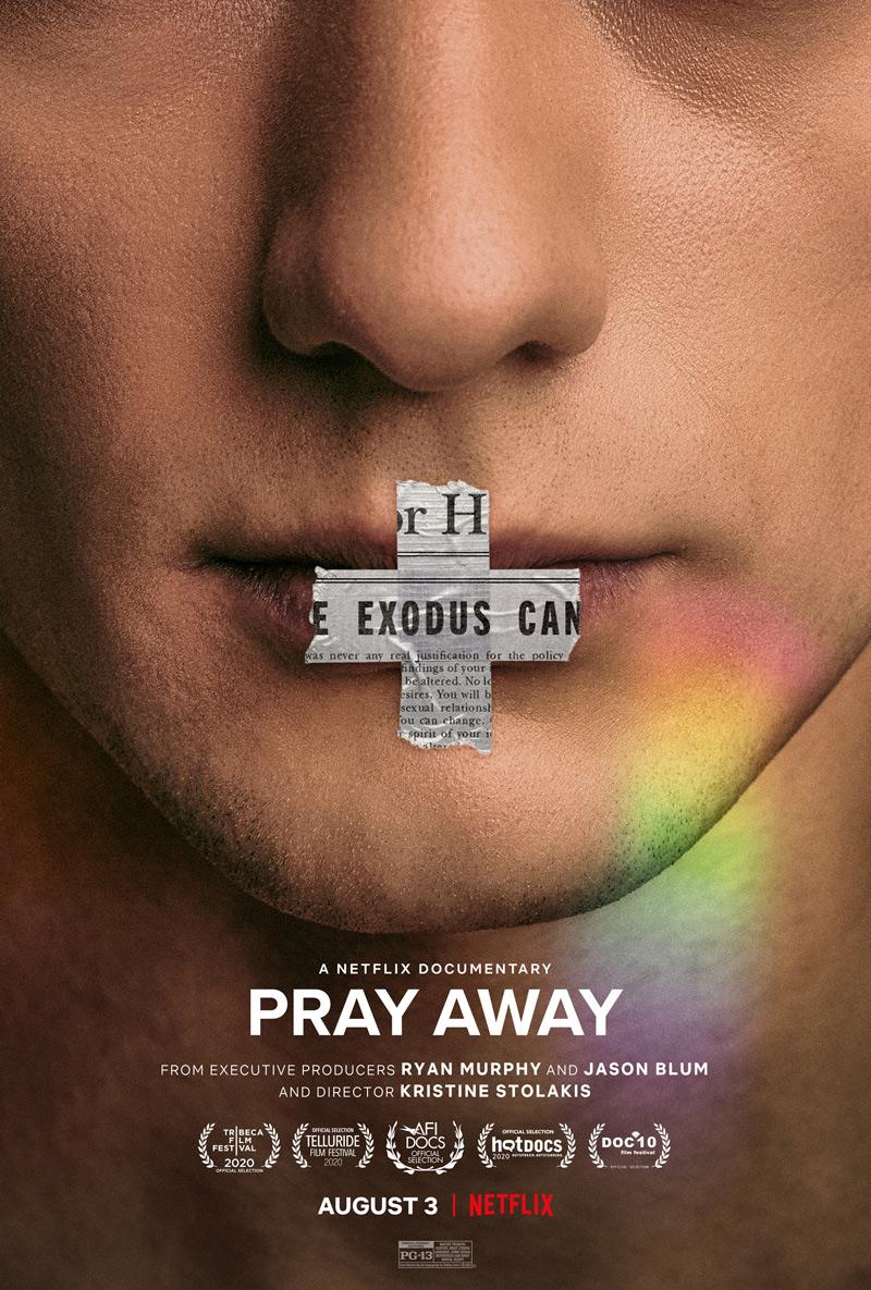 Pray Away Poster