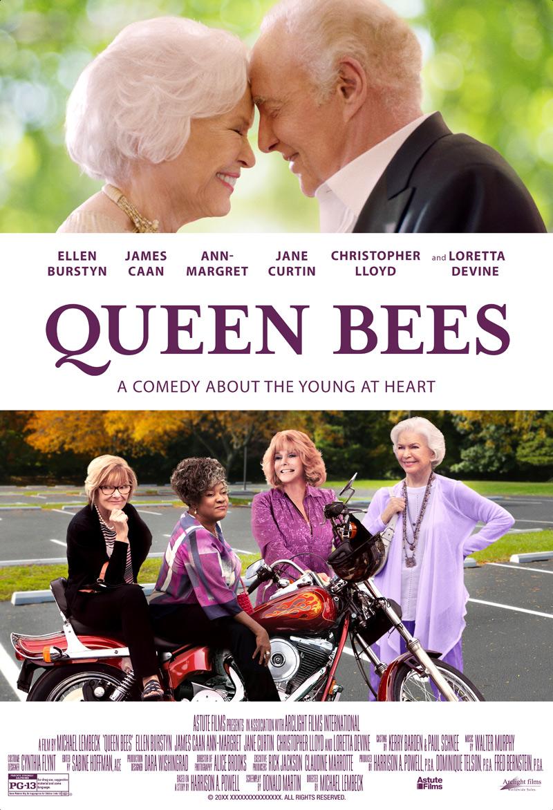 Queen Bees Poster