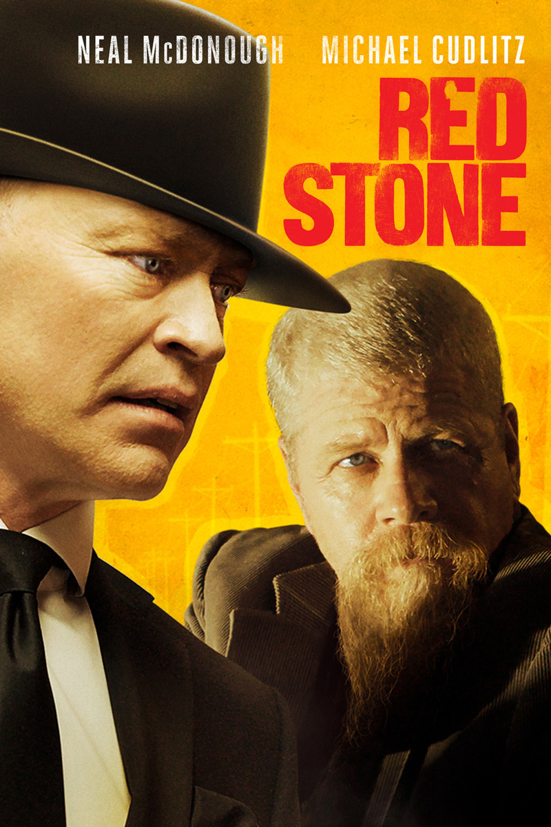 Red Stone Poster