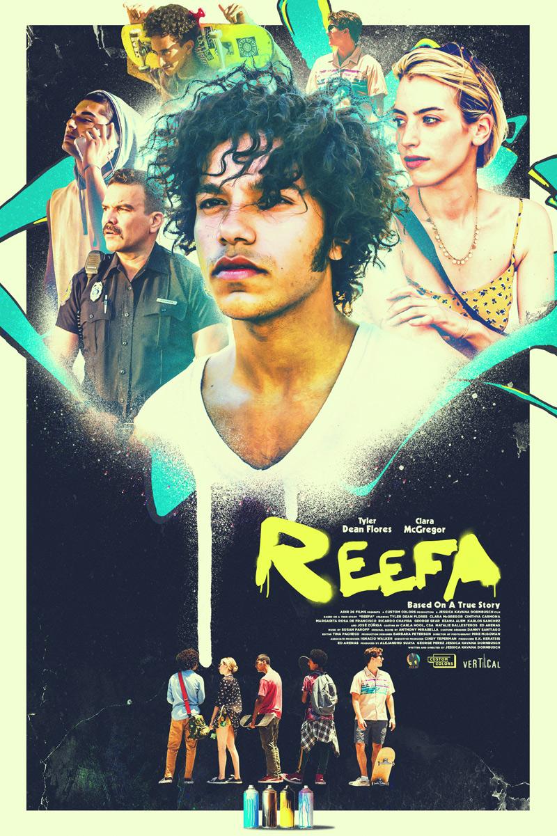 Reefa Poster
