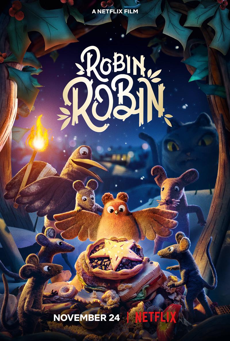 Robin Robin Poster