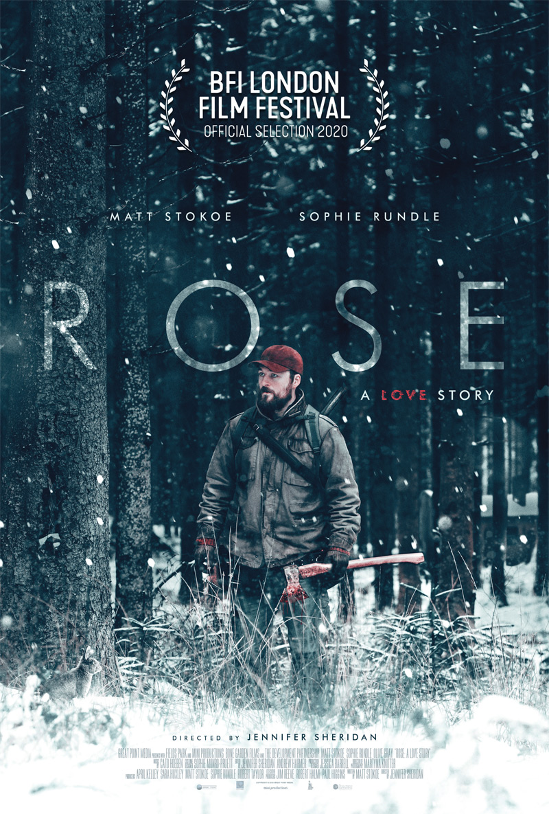 Rose: A Love Story Poster