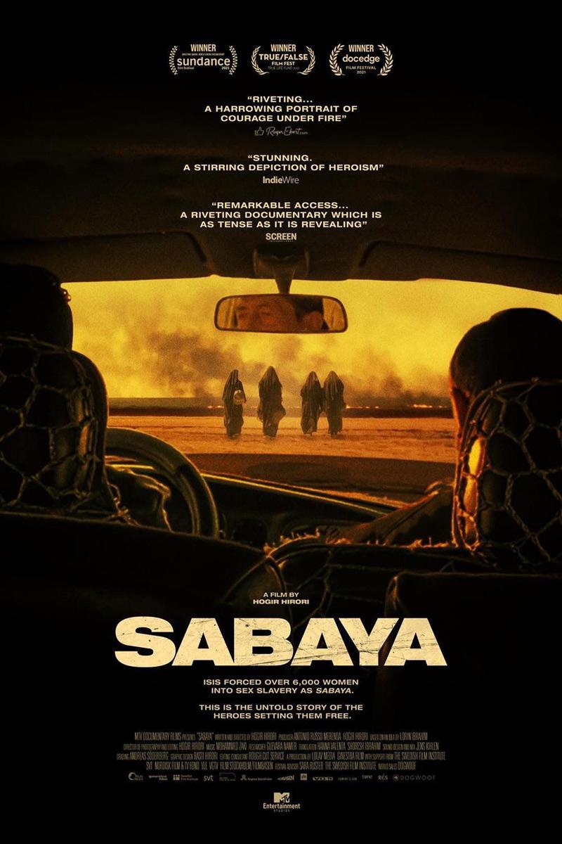 Sabaya Poster