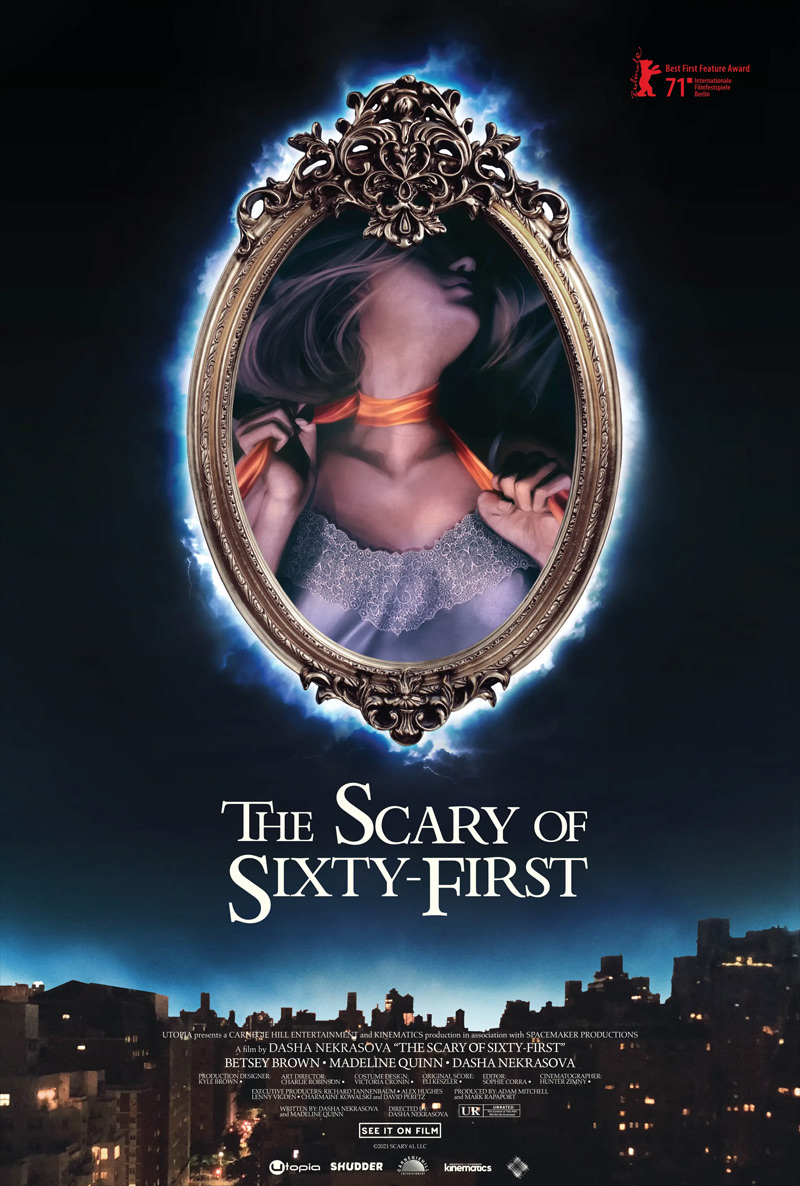 The Scary of Sixty-First Poster