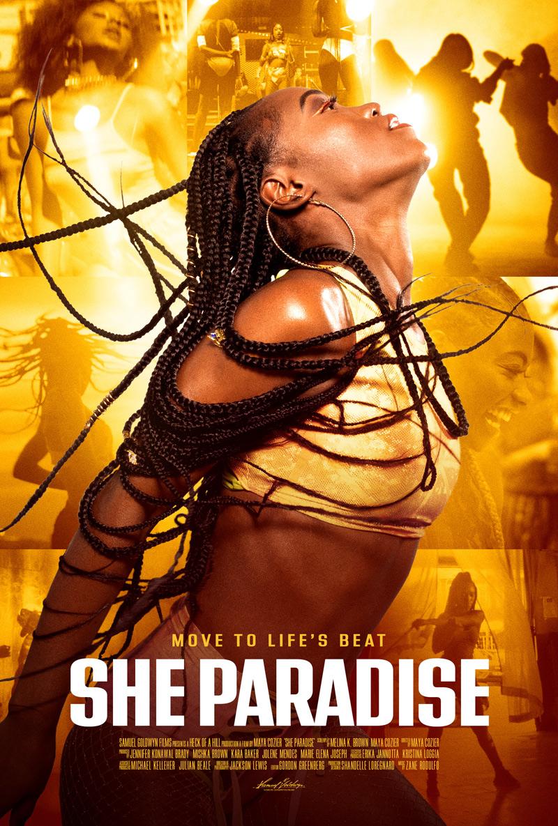 She Paradise Poster