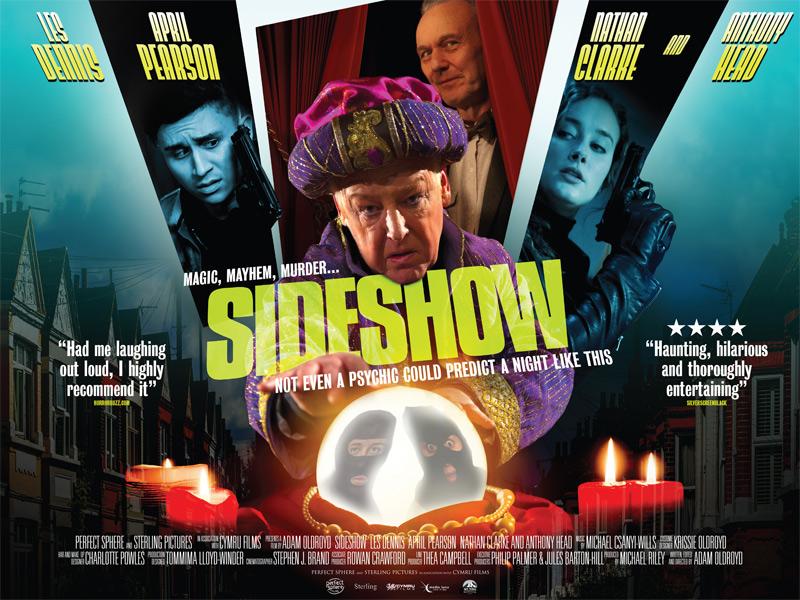 Sideshow Quad Poster