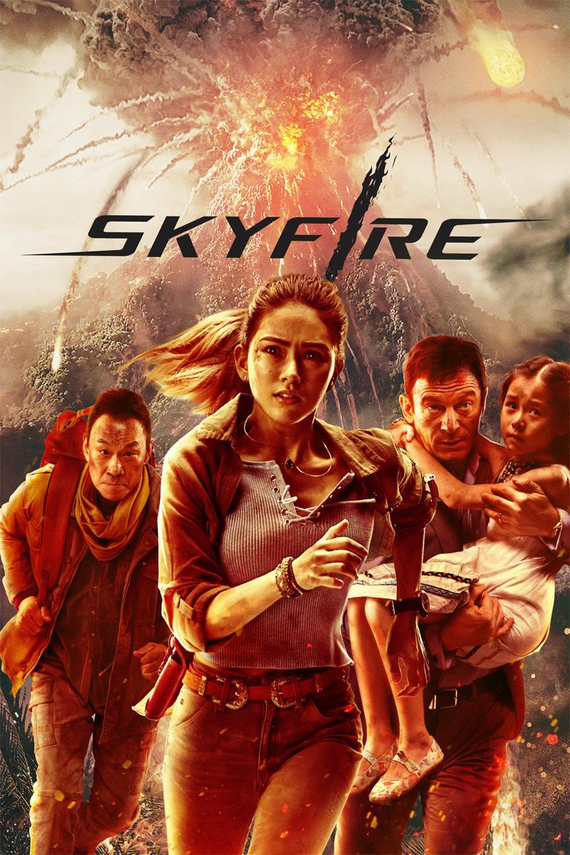 Skyfire Poster