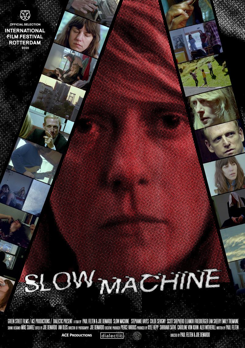Slow Machine Poster