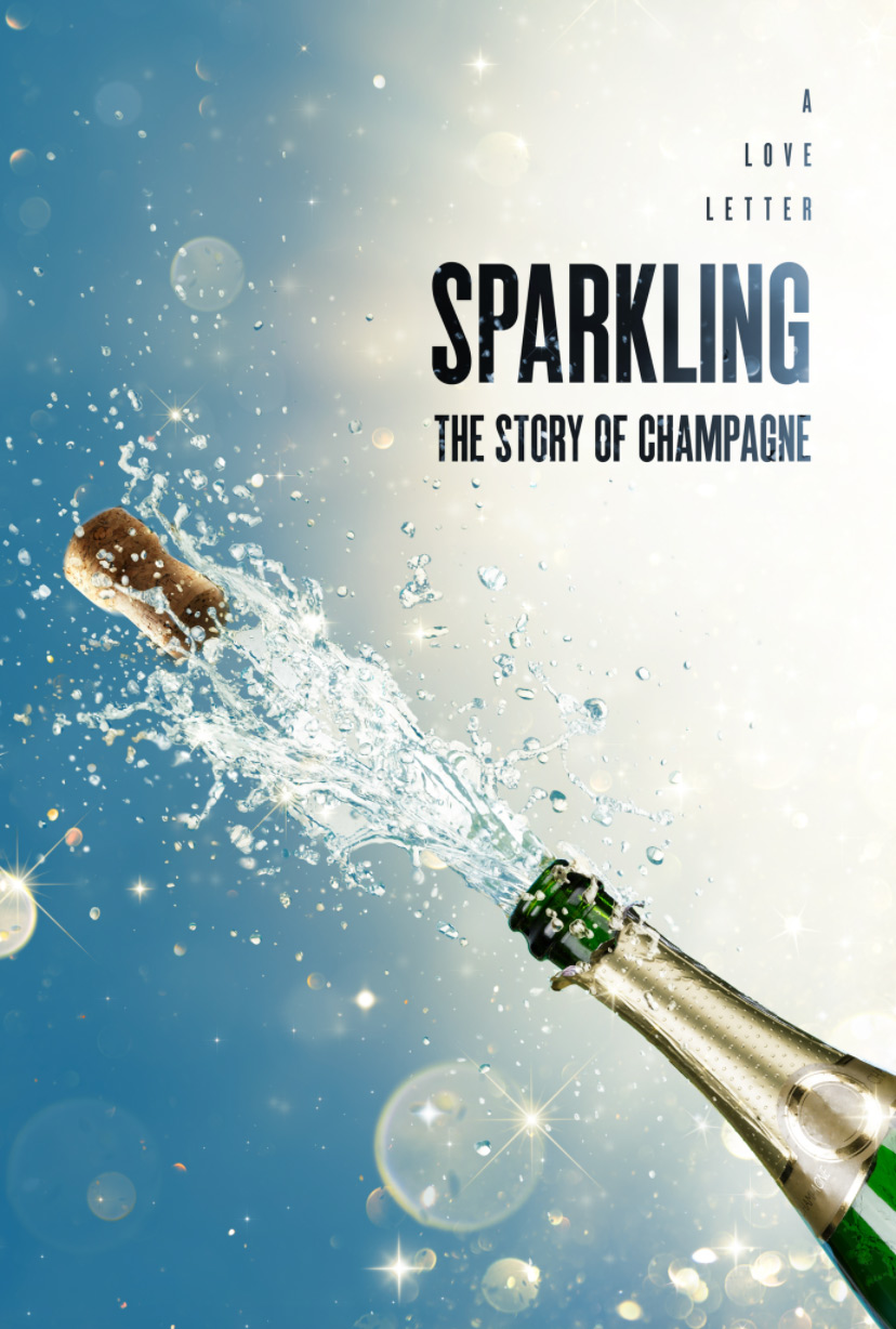 Sparkling: The Story of Champagne Poster