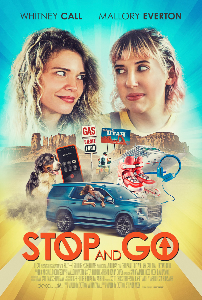 Stop and Go Poster