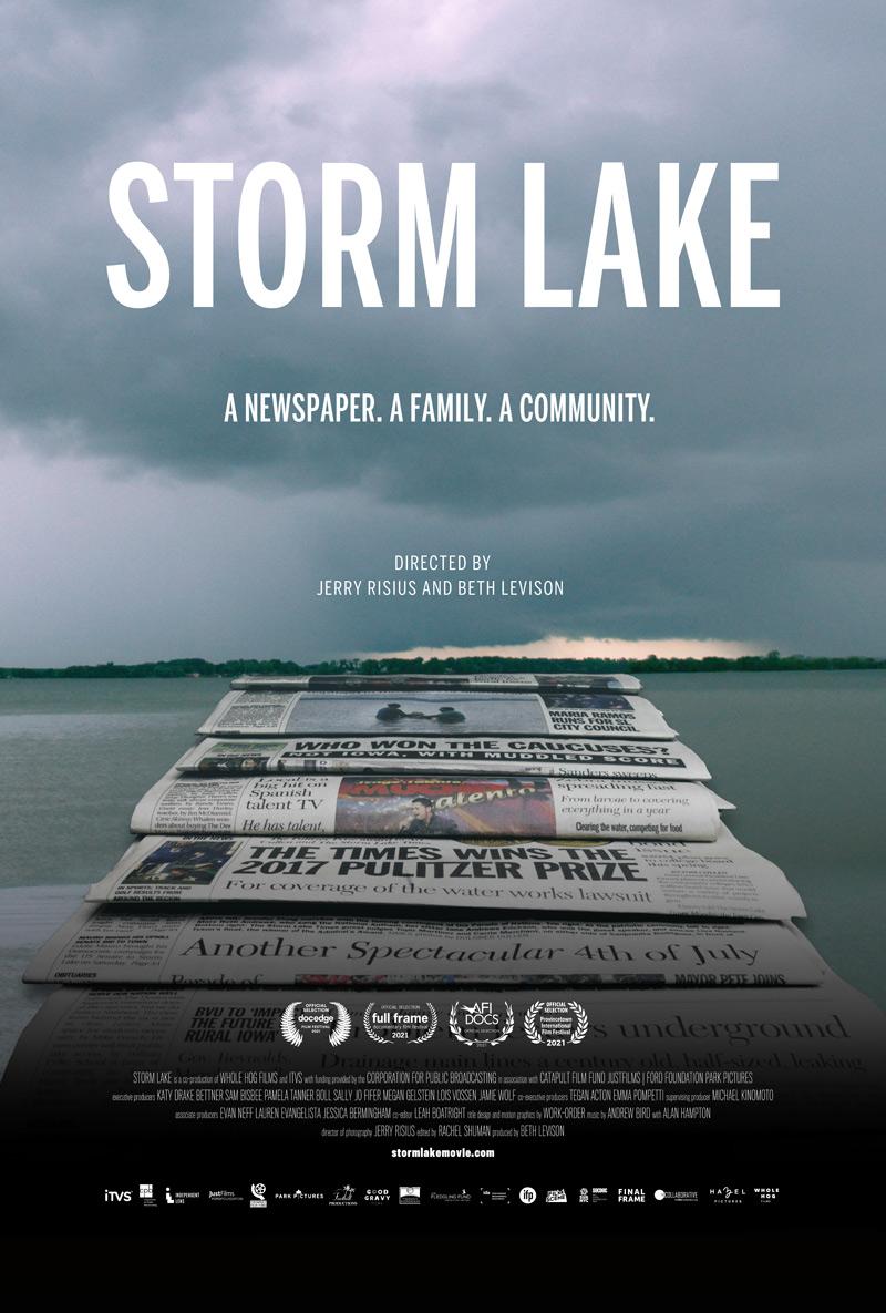 Storm Lake Doc Poster
