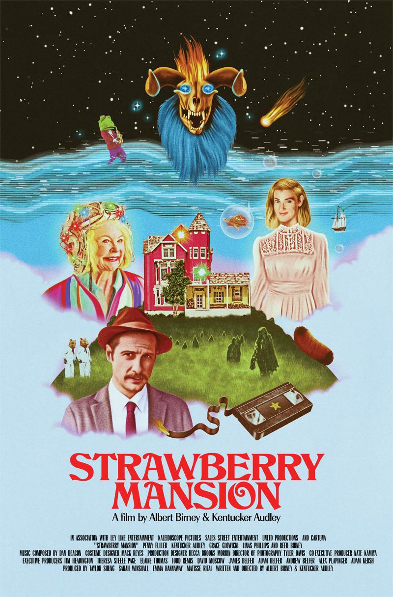 Strawberry Mansion Poster