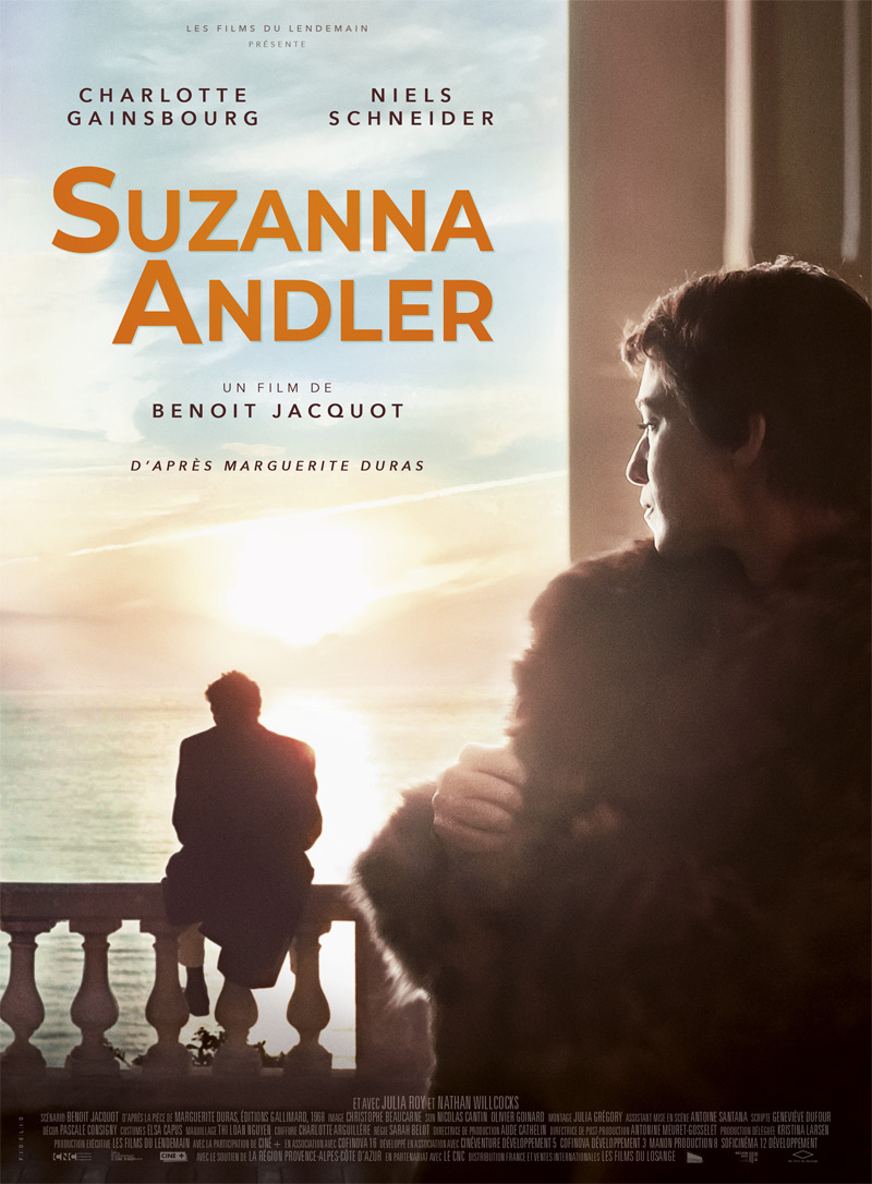 Suzanna Andler Poster