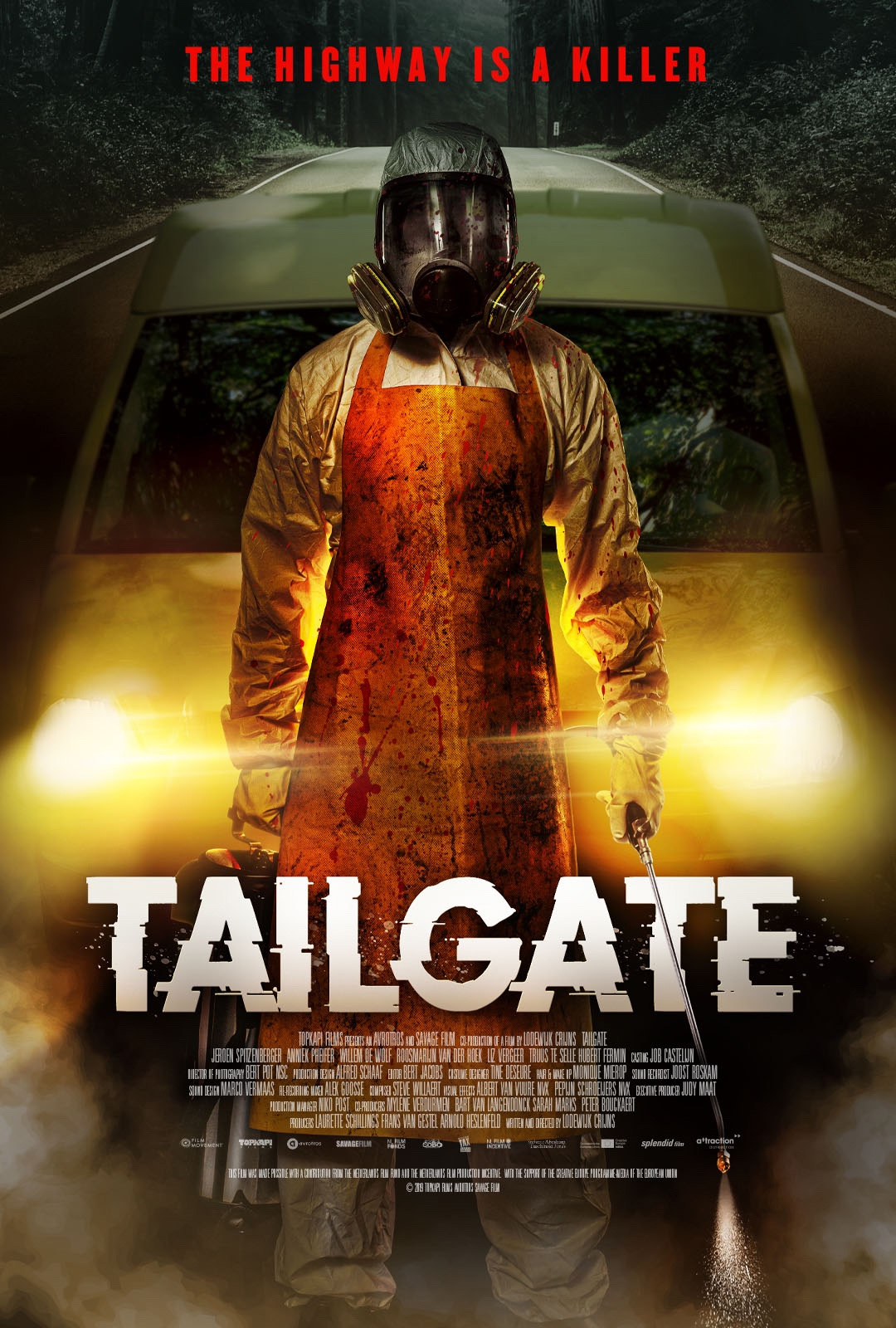 Tailgate Poster