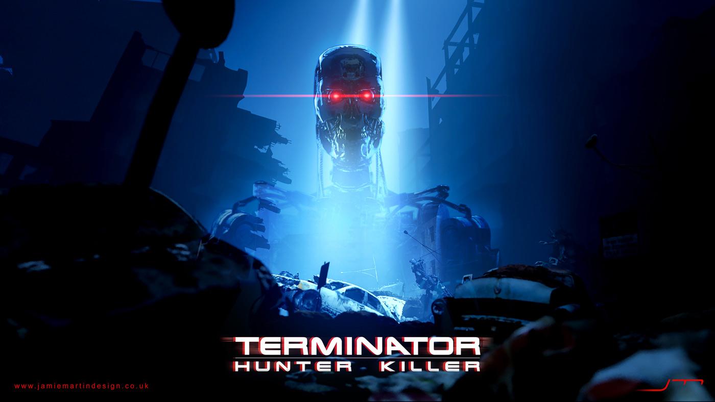 Terminator: Hunter Killer Short