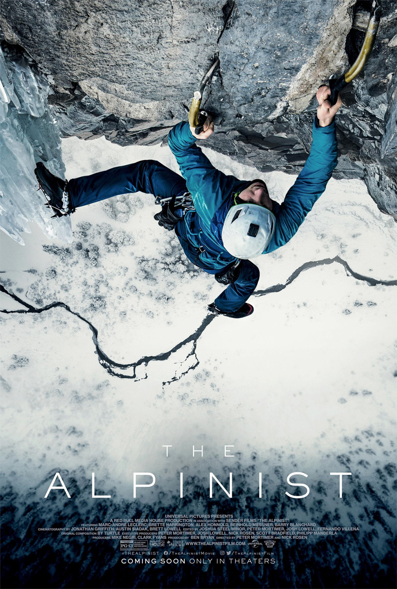 The Alpinist Doc Poster