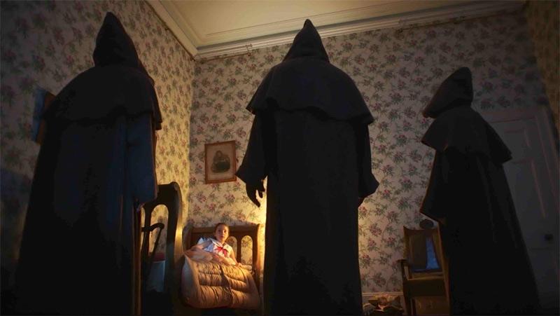 The Banishing Horror