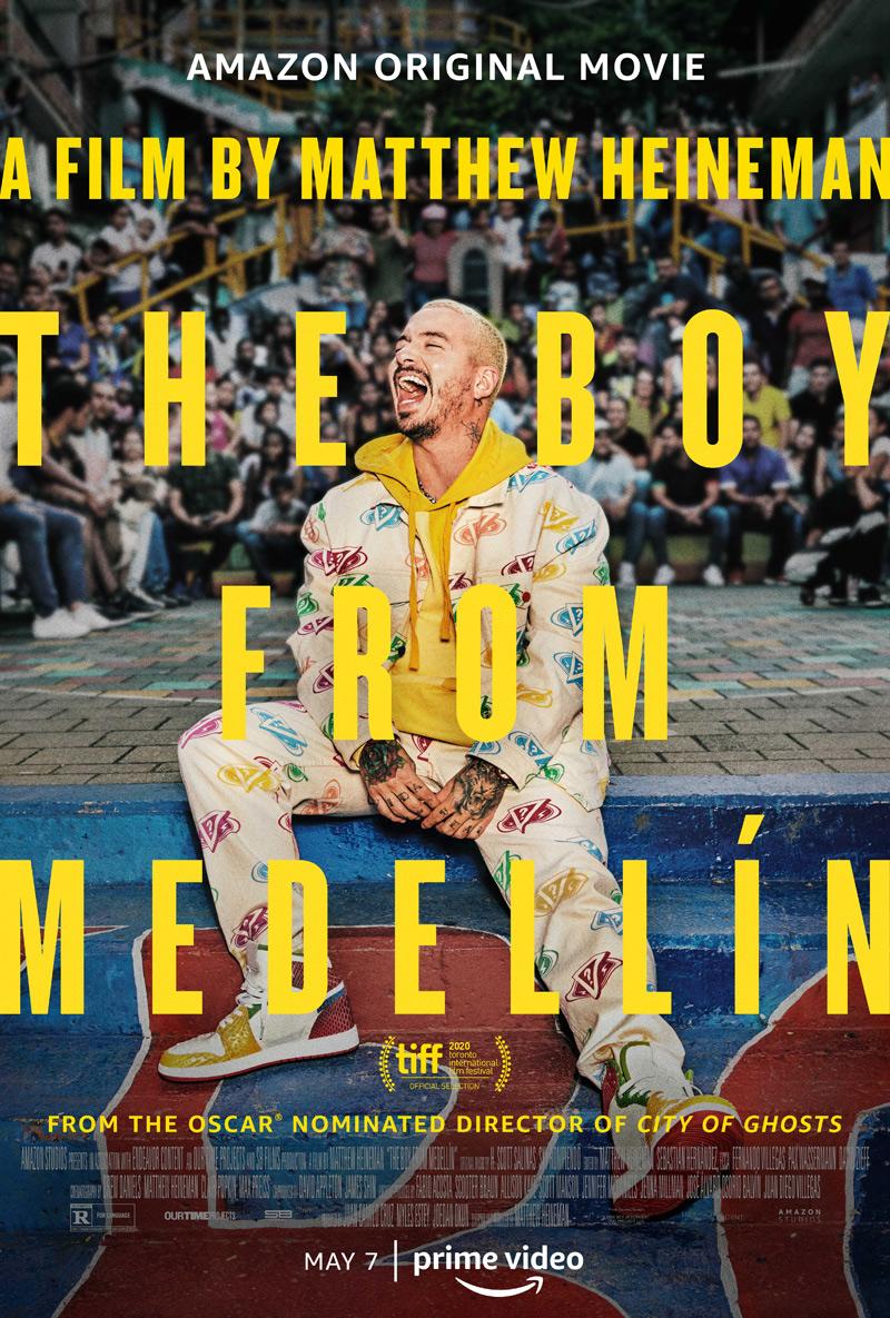 Pôster O Menino de Medellín