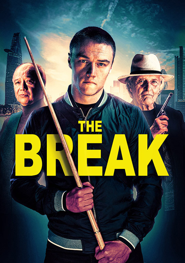 The Break Poster