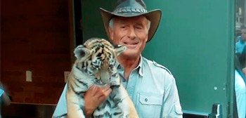 Official Trailer for 'The Conservation Game' Doc About Big Cat Trade