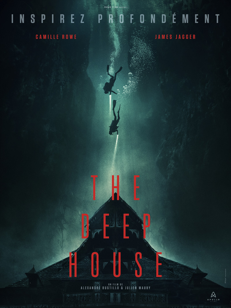 The Deep House Poster