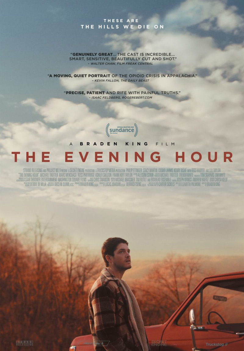 The Evening Hour Poster
