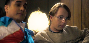 Trouble with a Dashing Friend from France in 'The Exchange' Trailer