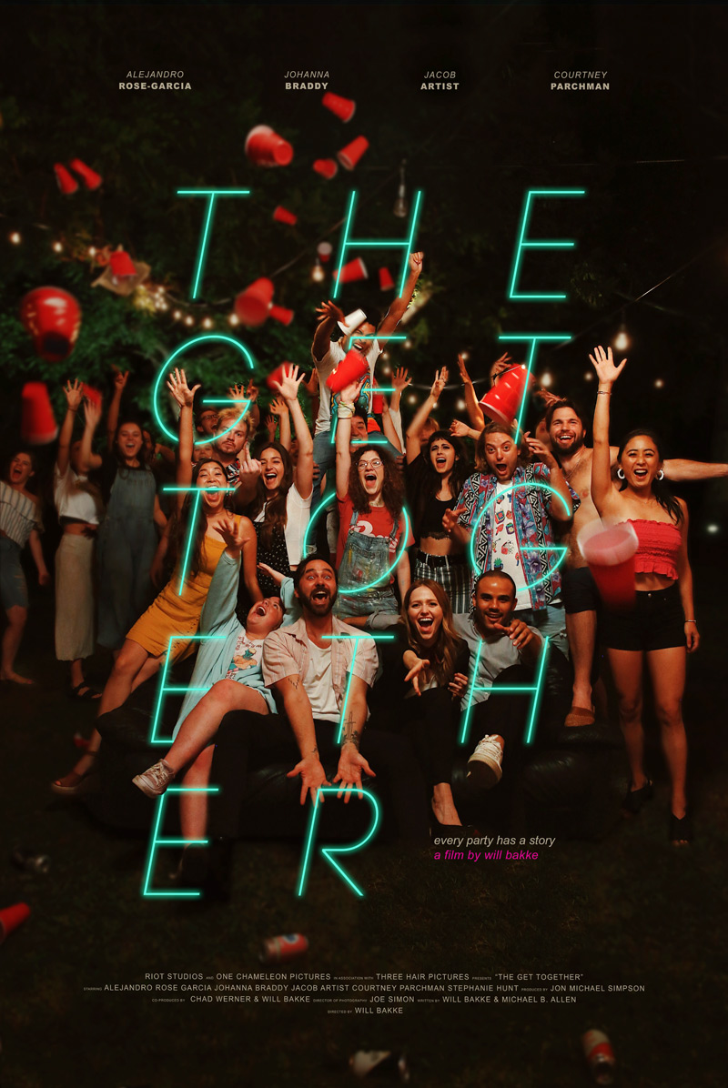The Get Together Poster