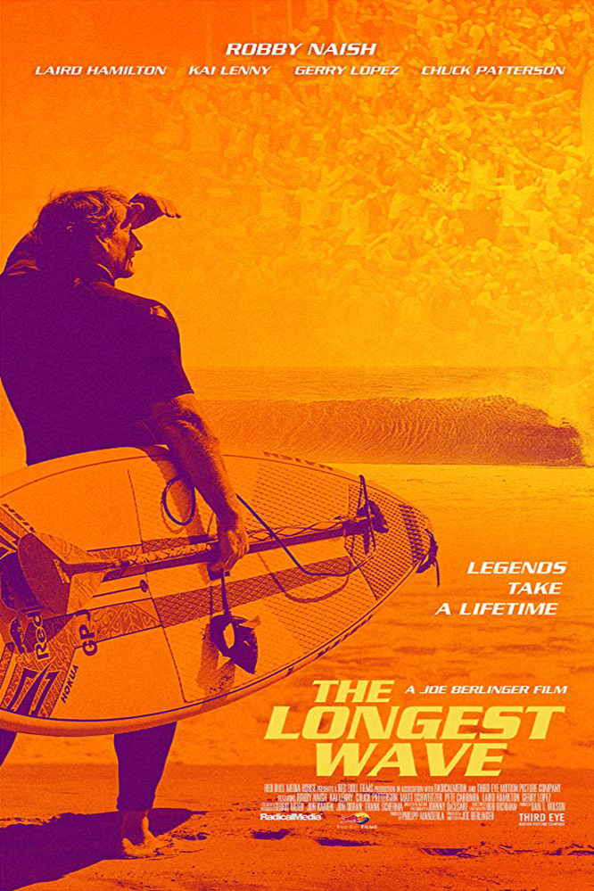 The Longest Wave Poster