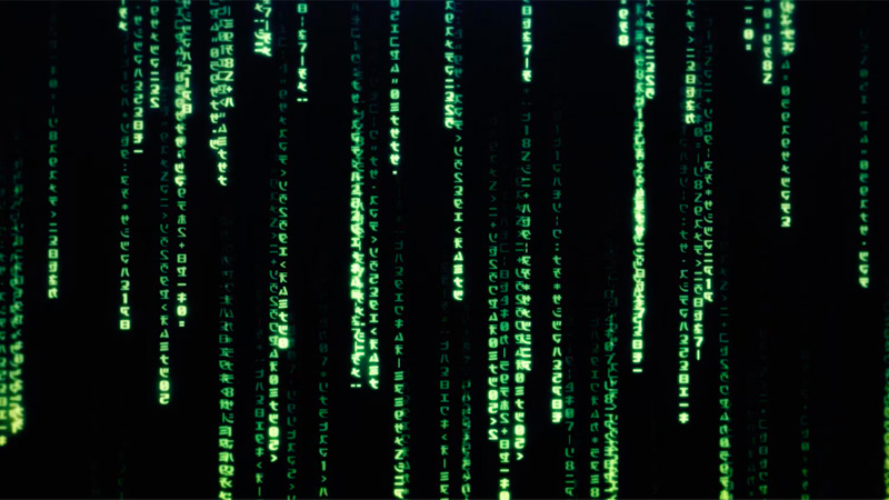 The Matrix Website