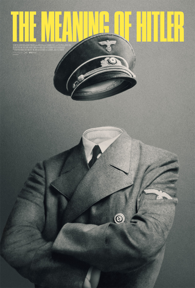 The Meaning of Hitler Poster