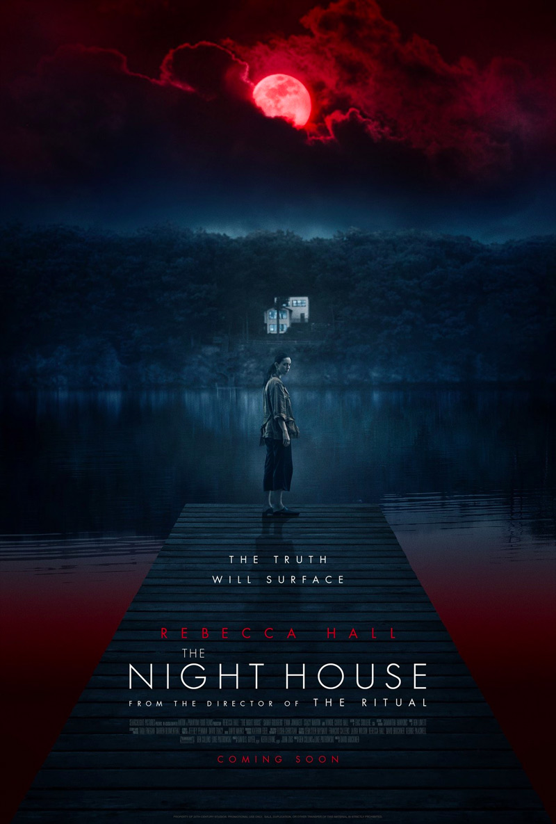 The Night House UK Poster
