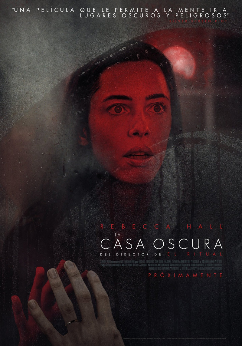 The Night House Spanish Poster