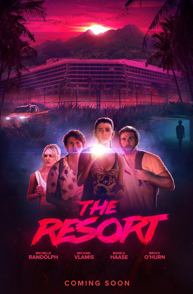 The Resort Poster