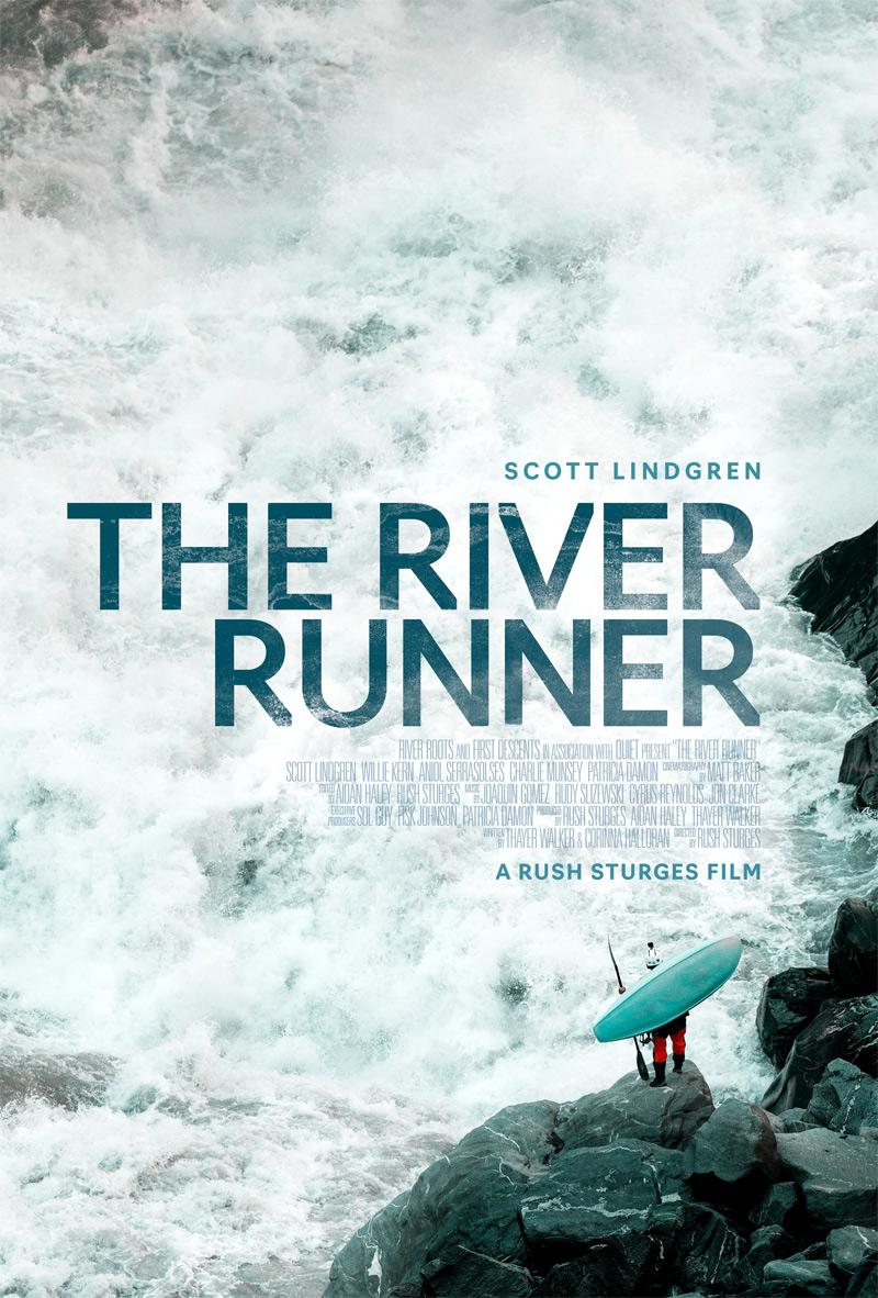 The River Runner Poster