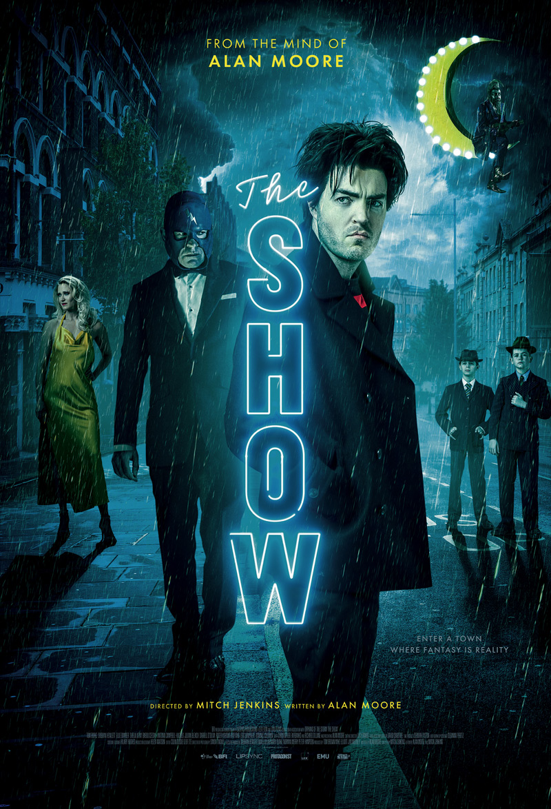 The Show Film Poster