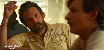 Ben Affleck & Tye Sheridan in Clooney's 'The Tender Bar' Film Trailer