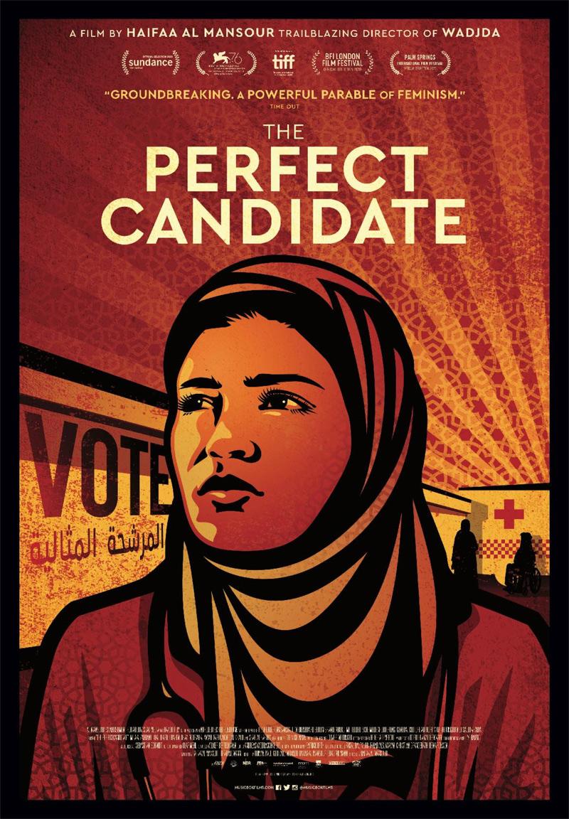 Poster Kandidat yang Sempurna