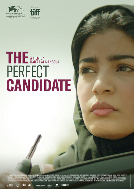 The Perfect Candidate Poster