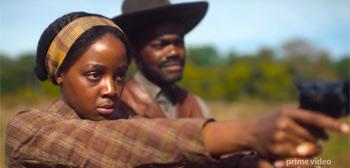 The Underground Railroad Trailer